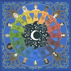 circle women